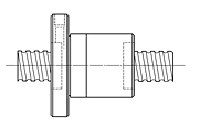 FSC Type Nuts (DIN 69501 part 5 form B)_RolledBallScrew Series