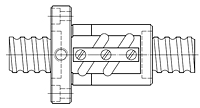 FSV Type Nuts_RolledBallScrew Series