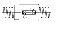 RSV Type Nuts_RolledBallScrew Series