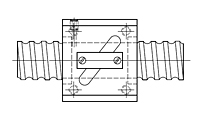 SSV Type Nuts_RolledBallScrew Series