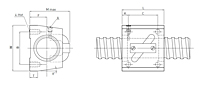 SSV Type Nuts_RolledBallScrew Series 2